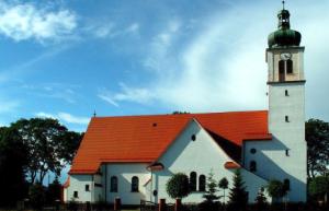 kościół Rytel