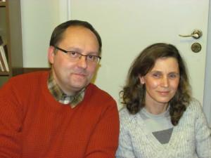 Teresa i Wojciecha Szramowscy