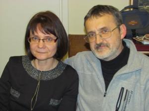 Barbara i Grzegorz Makowscy