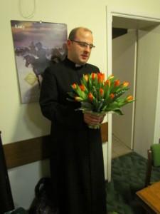 ks. Łukasz Wisiecki - Moderator DK