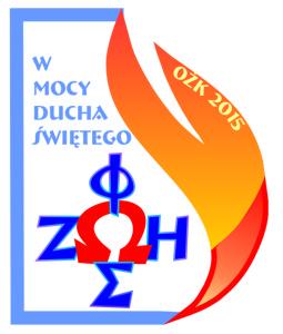 Znak Roku 2015_2016 W mocy Ducha Świętego