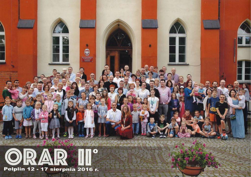 Zdjęcie uczestników ORAr
