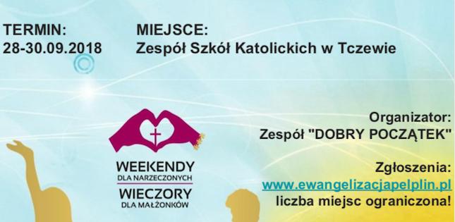 Weekend dla narzeczonych w Tczewie