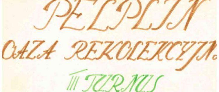Kronika Oazy Modlitwy po 25 latach